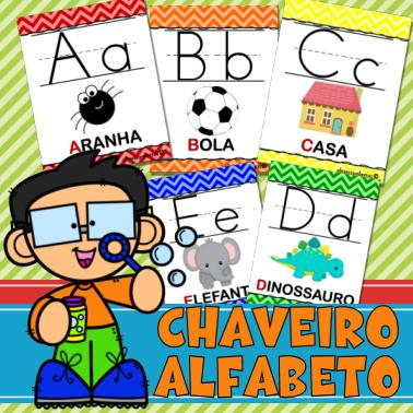 para aprender o alfabeto brincando